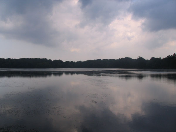 A Cloudy Afternoon At Southards Pond