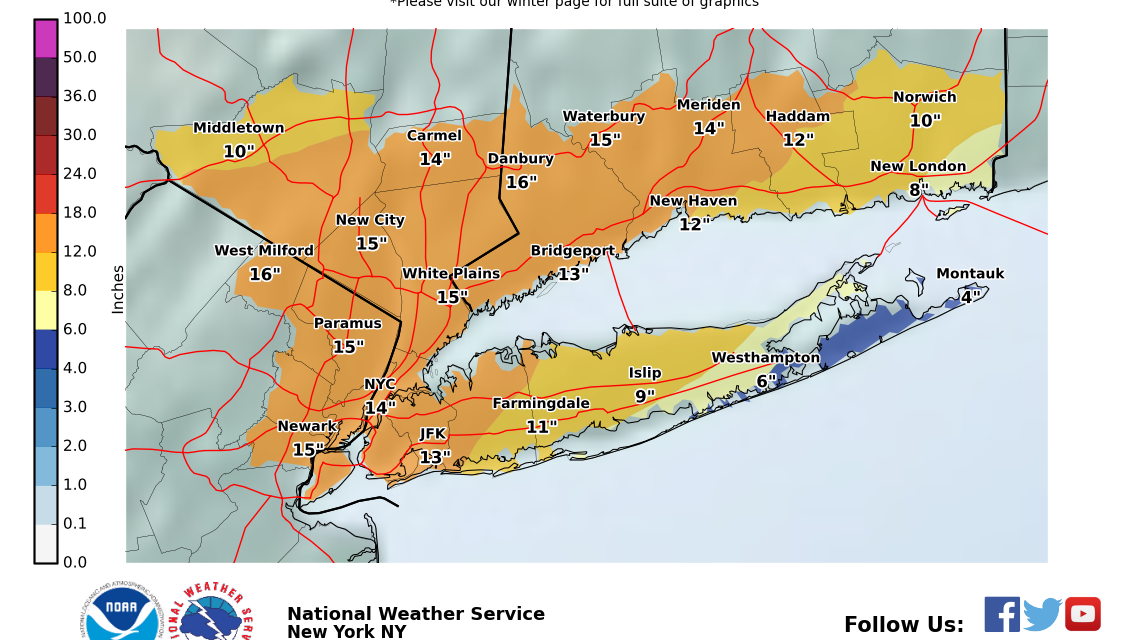 Spring Nor'easter on its way tonight