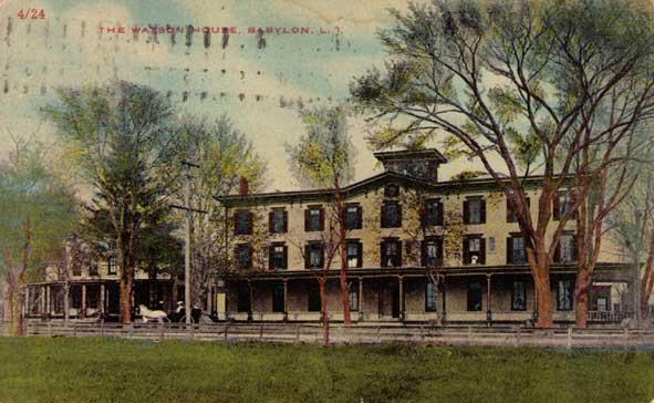 Watson House Postcard - Front