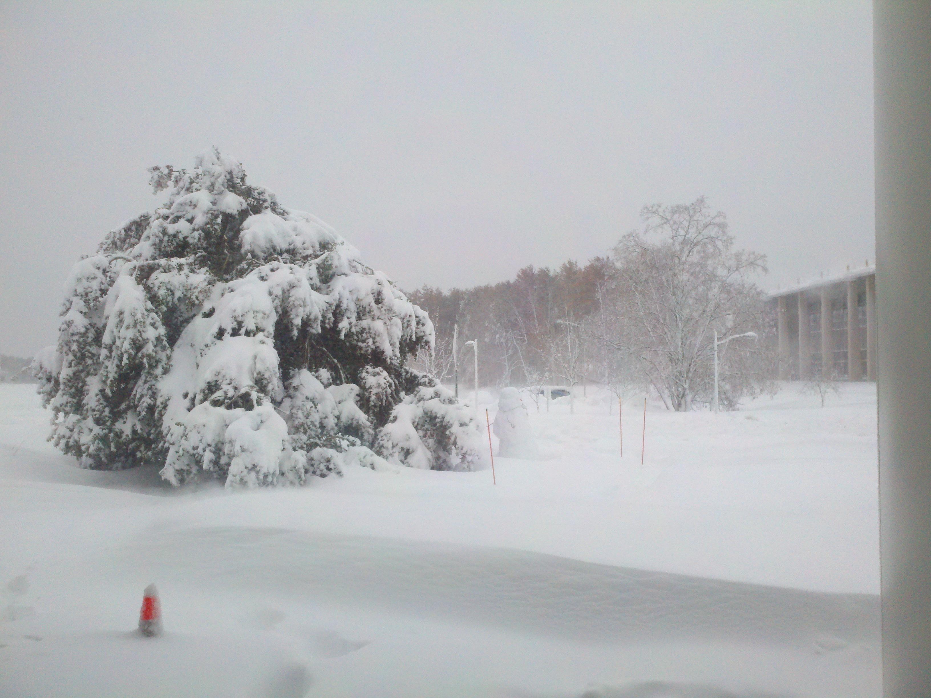 Snowmaheddon 2013