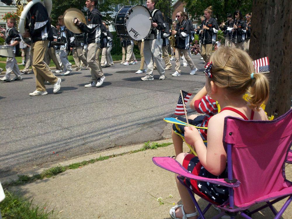 Memorial Day Parade – 2012