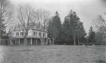 August Belmont's Mansion