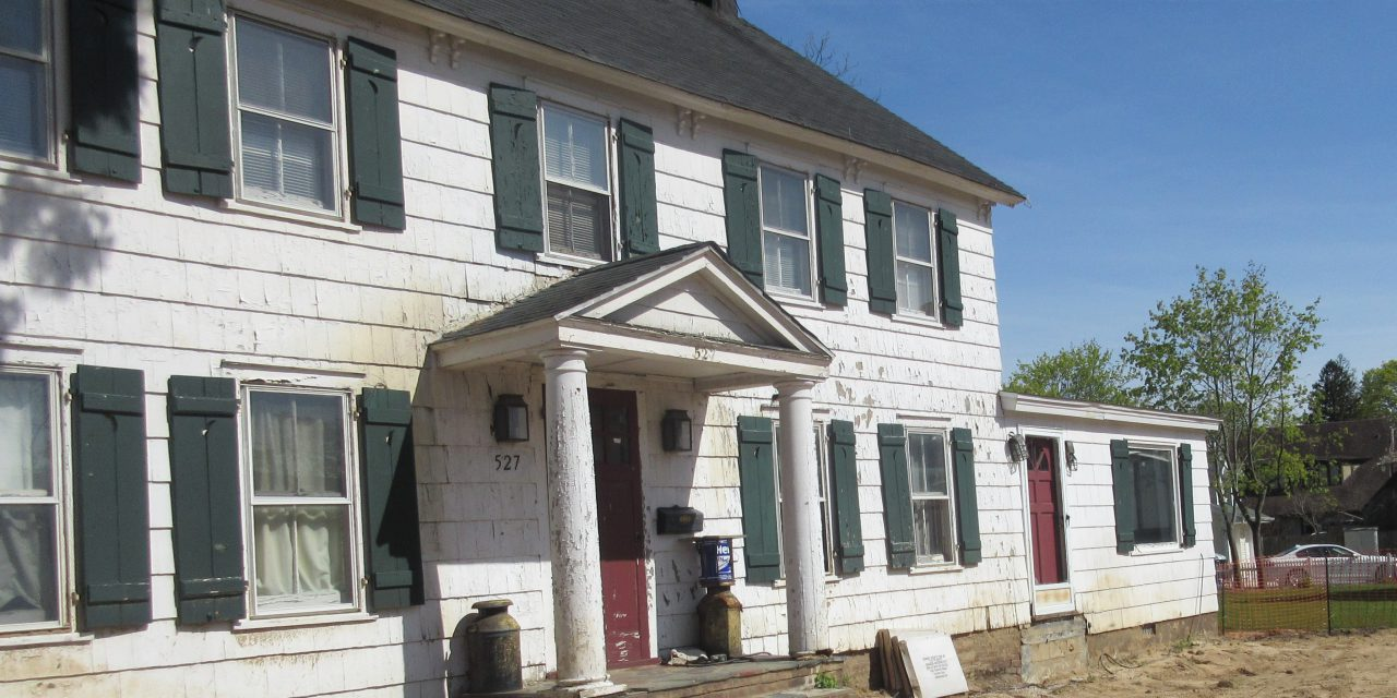 Village Denies Permit To Demolish David Smith House
