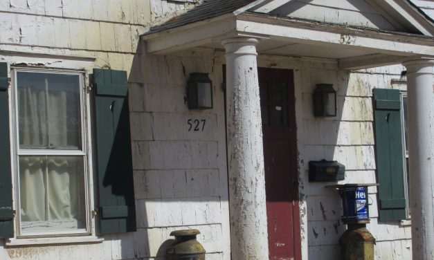 If You Want To Save The David Smith House, Let Your Voice Be Heard
