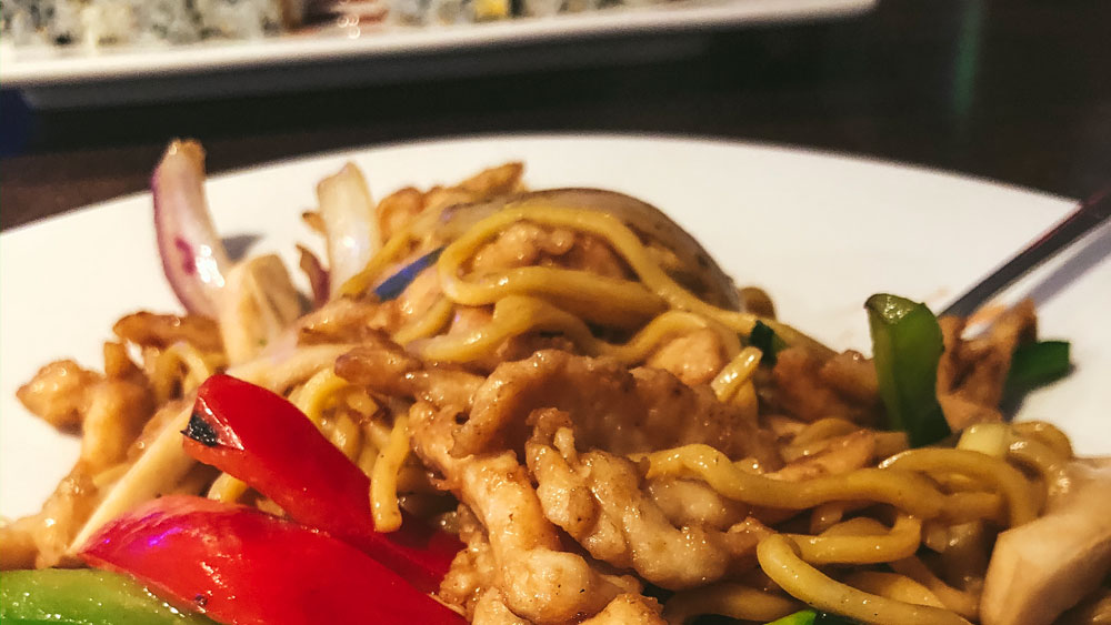 Fancy Lee Chicken Lo-Mein