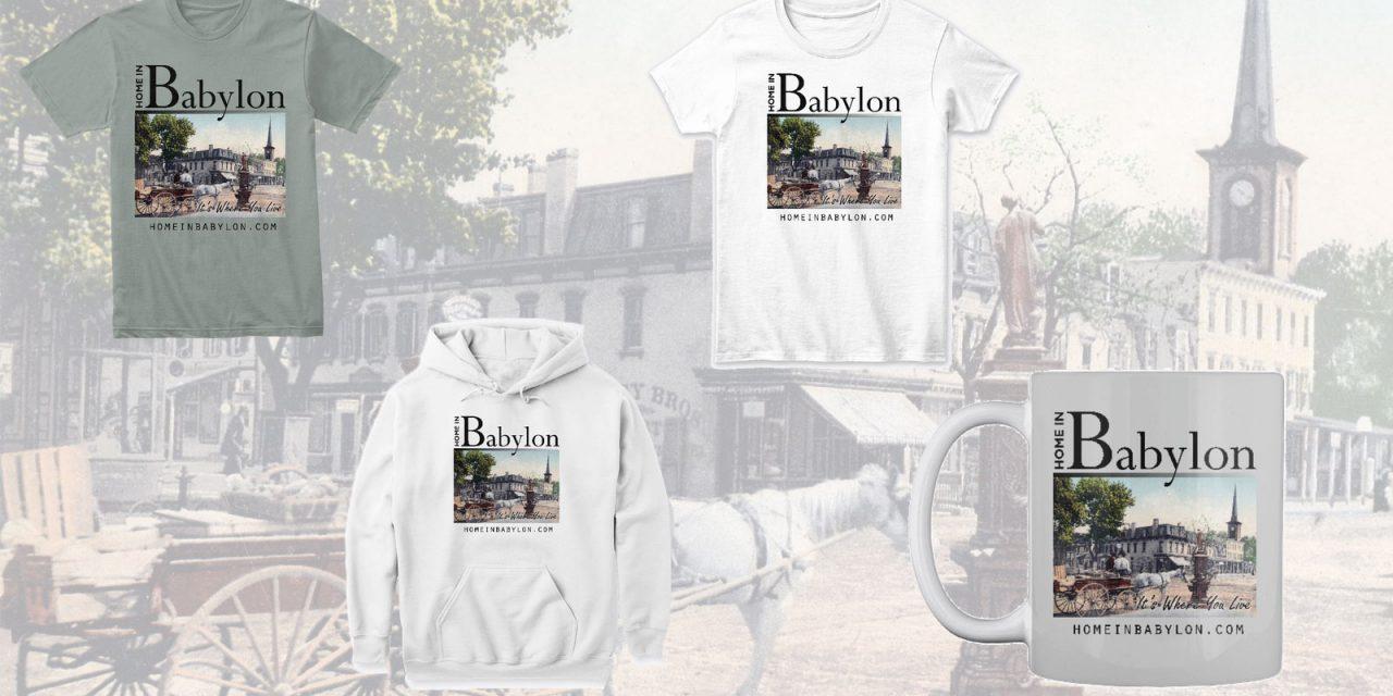 Get Your Home In Babylon Merch
