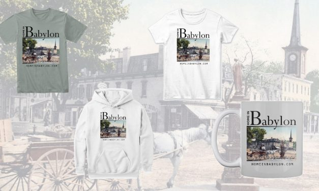 Get Your Home In Babylon Merch