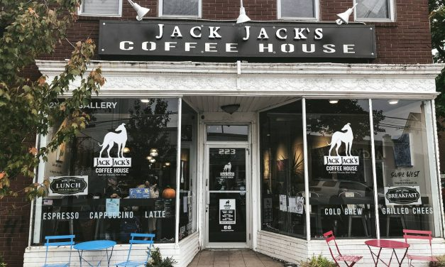 Jack Jack's Coffee House – Great Coffee, Good Conversation and Beautiful Art