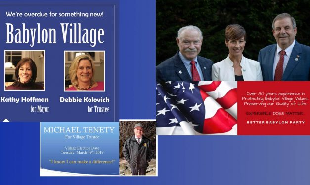 What Questions Should We Ask Candidates For Babylon Village Office?